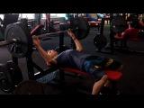 14 Year Old Bench Press 60 kg - it's my best  14 лет Жим Лёжа 60 кг - Личный рекорд
