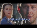 William Dolores | Dynasty (westworld)