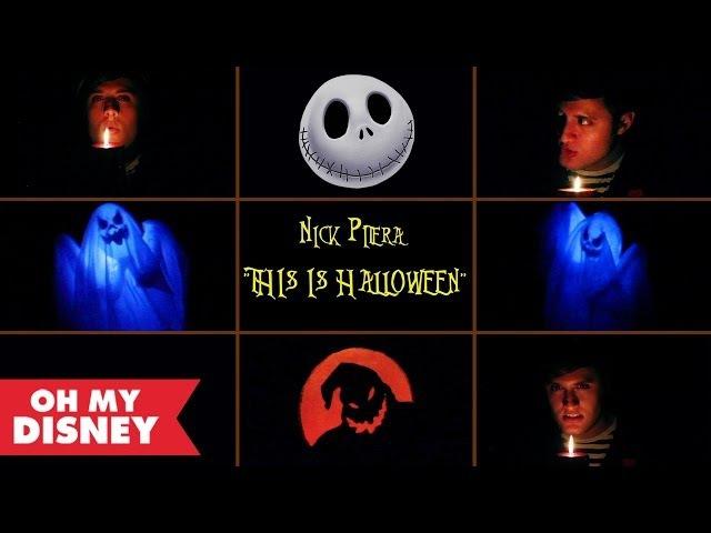 Nick Pitera | This is Halloween | Oh My Disney