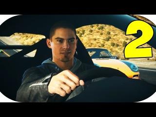 Need for Speed The Run 2 - 007 и долина смерти
