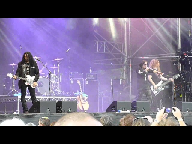 HOUSE OF LORDS - Love Don't Lie (live @ Väsby Rockfestival 2014)