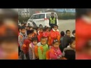 Video: Chinese Driver Caught Driving 74 Toddlers 19-Seater Minibus