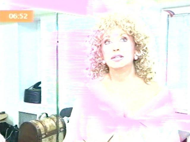 Ирина АЛЛЕГРОВА, Доброе утро, Россия / сюжет о гонках, 2005