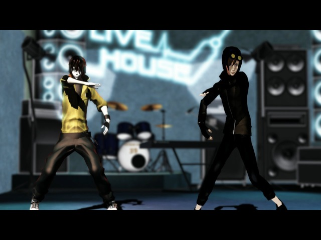 (MMD) Creepypasta/ Ticci Toby/ Tim Masky/ Low (feat T-Pain)