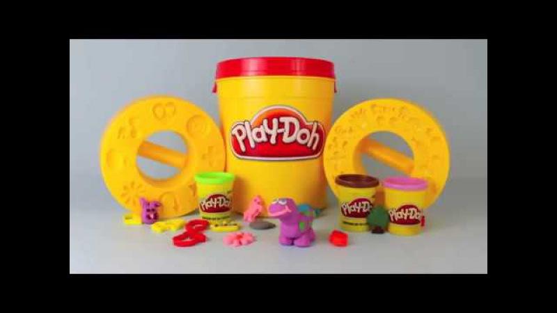 Play Doh Dinosaur / Плэй До Динозавр