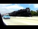 Italo disco. Modern steam trains. Русский Размер - Весь это мир