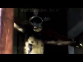 Jesus Christ Statue Open His Eyes!!!