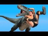 Приколы в GTA 5 WDF 23 WWE разнос