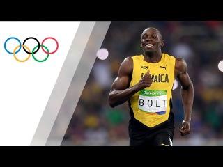 Usain Bolt: My Rio Highlights