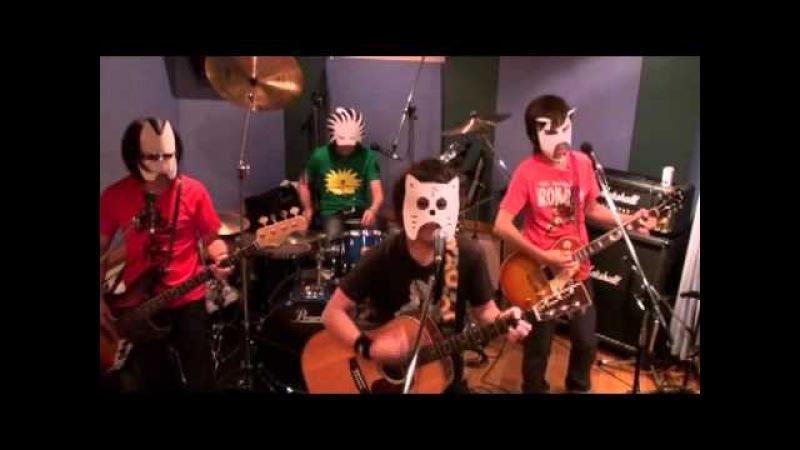 バンドで あの花 ED『secret base ~君がくれたもの~』を演奏してみた。(流田Project