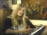 Sebastian Bach MTV Interview 1991
