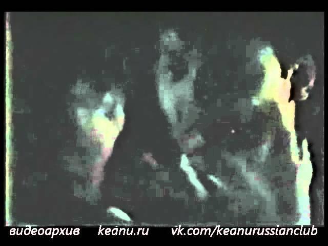 1990 Keanu Reeves Peter Falk. Interview. Tune in Tomorrow