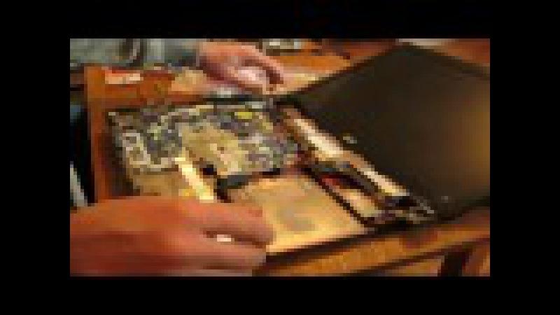 как правельно почистит ноутбук или продуть Acer E1 531