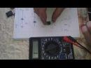 Как отличить pnp oт npn -транзистора!
