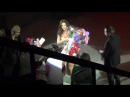 Жееесть! Поклонник певицы Нюши сорвал с нее юбку прямо на концерте