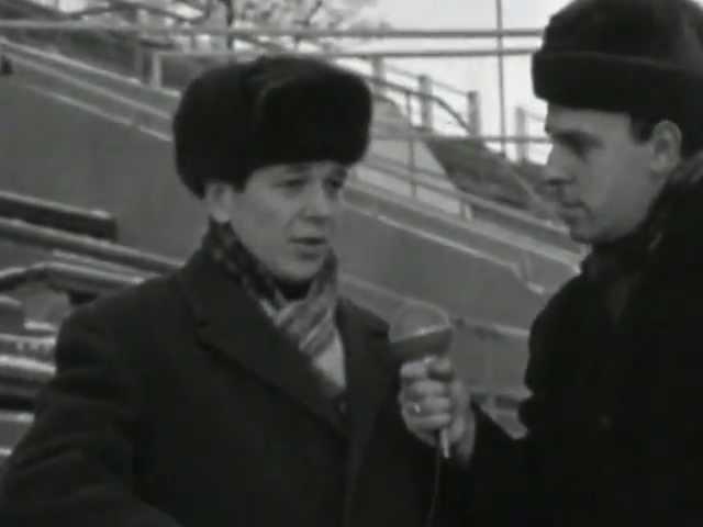 Первое интервью А.Н.Мальцева. 1968 год.