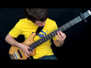 'Lord of the Rings' Medley - Solo Bass - Zander Zon
