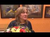 Выставка работ учениц Сергея Андрияки открылась в щёлковской художественной га...