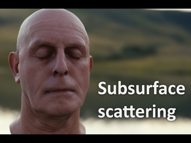 Blender Tutorial | A Realistic PBR Skin with Subsurface Scattering in cycles