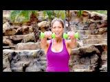 Интервальная тренировка - Для начинающих. Interval Training Workout - True Beginner Fitness Challenge & Meal Plan Day 20