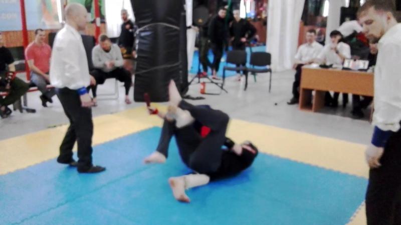 Иванов Сергей vs 'Баюр'