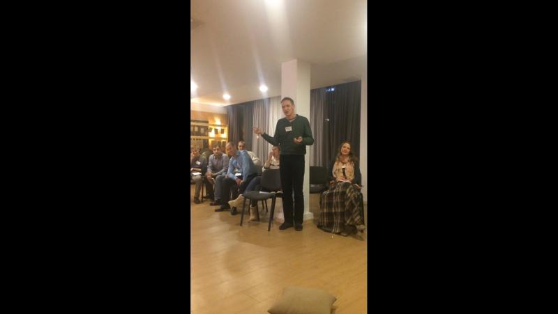 Тимофей Бездворных - отзыв после тренинга Предназначение » Freewka.com - Смотреть онлайн в хорощем качестве