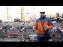 ЖК СанСити, дом № 2, свайное поле, бетонная подготовка, армирование фундаментной плиты, 07.12.2016