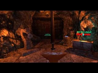 Dark Zone Club. Game 25 Acan's Call: Act 1, игра для очков виртуальной реальности HTC Vive