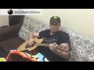 Гарик харламов и Тимур Ботрудинов песня про зону. (instagram)