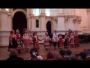Игранчики- Свят вечор (07 01 2016 Софийский собор г Полоцк, Беларусь)
