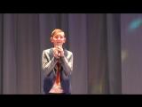 Профессиональный конкурс вокального искусства «Solovey» г.Саратов (март 2017). Блинов Егор