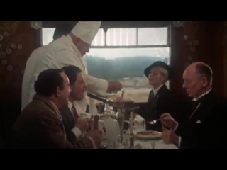 Murder on the Orient Express (1974) – trailer (к сожалению, без перевода...)