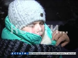 Беспросветное детство - 3 неделю детский сад в Балахне отключен от электричества
