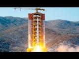 Северная Корея провела очередные испытания баллистической ракеты