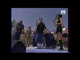 Angie Harmon MTV The Grind 1996
