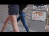 Mini Kot Etekli Kza Gizli ekim (Video fa)