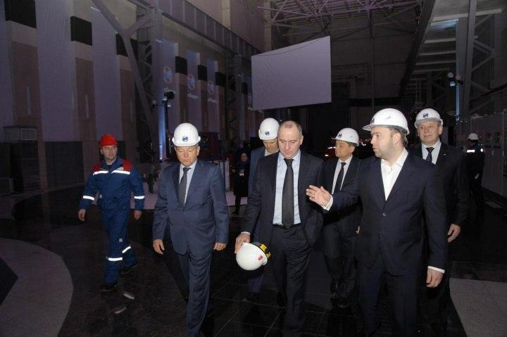 Зеленчукская ГЭС-ГАЭС введена в эксплуатацию