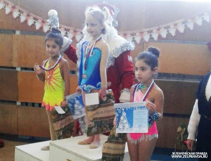 Спортсменки из станицы Зеленчукской успешно выступили на турнире в Нальчике
