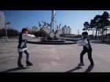 Zico - Boys and Girls _ Freestyle slalom ( choreography YJS _ KJK)