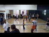 Choreography by Sasha Putilov (N'sync It's tearing up my heart) gr 2.2