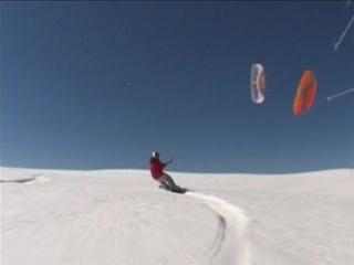 snowkiting CHASTA