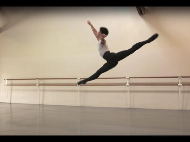 Boys' Men's Ballet Program
