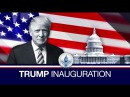 Donald Trump presidential inauguration - BBC News