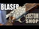 Blaser Custom Shop - Blaser Master Piece Crocodile - Blaser Casino Las Vegas - IWA 2017