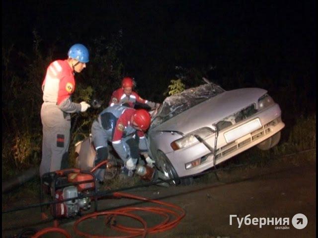 В автокатастрофе погибла молодая автолюбительница.MestoproTV