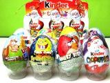 Kinder Surprise Eggs!!! Unboxing Angry Birds, Finding Dory, Fixiki, Sponge Bob, Ice Age