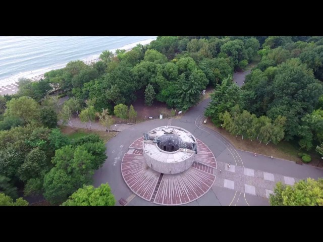 Burgas - The best city to live in Bulgaria (Aerial Video)