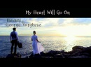 Celine Dion - My Heart Will Go On (cover by Bevani flute and George Varghese)