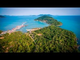 Bird's Eye Video - Island Ocean Front Resort &amp Lifestyle Property, Thailand Sale (Finder Fee)