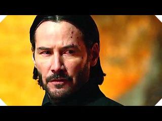 JOHN WICK 2 Trailer (Keanu Reeves, Action - 2017)
